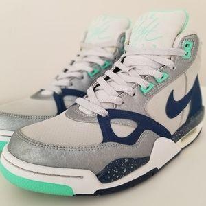 Nike Air Flight 2013 Dusty Grey/Brave Blue 8'